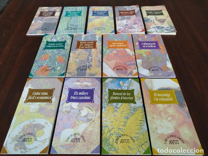 Libros: Els millors trucs casolans, quadern nº 2 de la col·lecció El mes sa pràctic i natural - Foto 7 - 186095447