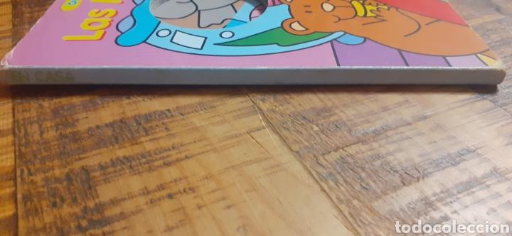 Libros: 2 LIBROS -LAS MASCOTAS - EN LA GRANJA -BUSCA Y COMPLETA - EDICIÓNES SALDAÑA - Foto 12 - 186266897