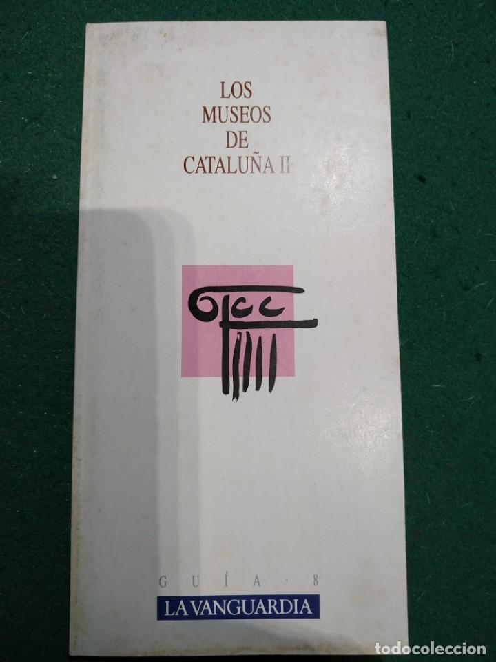 Libros: Dos guías de la colección La Vanguardia. Nº 8, Los museos de Cataluña II. Y nº 4, Las Inversiones, - Foto 3 - 185733593