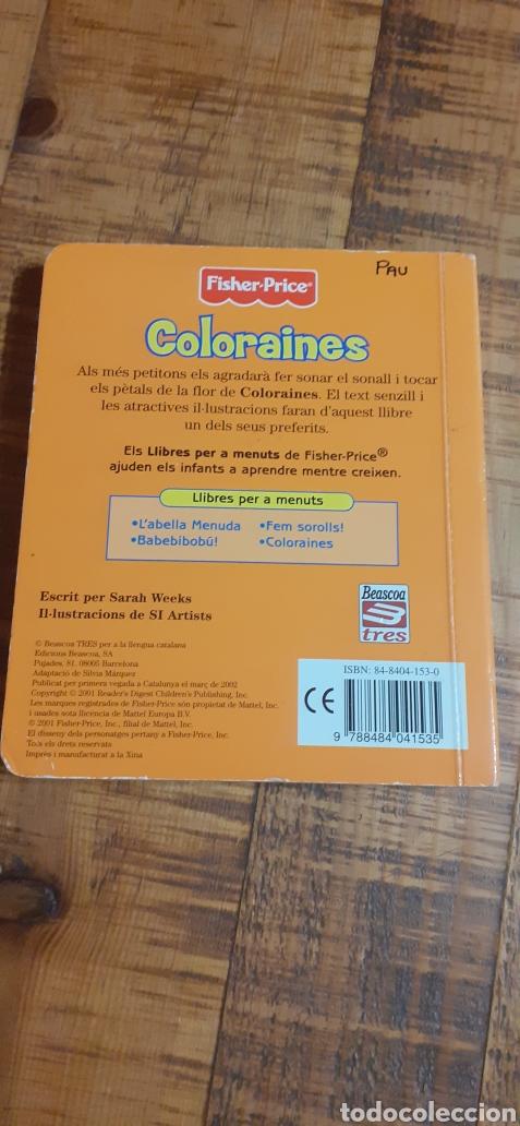 Libros: FISHER PRICE - LLIBRES PER A MANUTS - Foto 5 - 186441113
