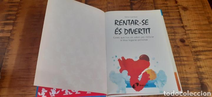 Libros: CLUB SUPER 3 -MARIO GOMBOLI - RENTAR-SE ÉS DIVERTIT - Foto 5 - 186714200
