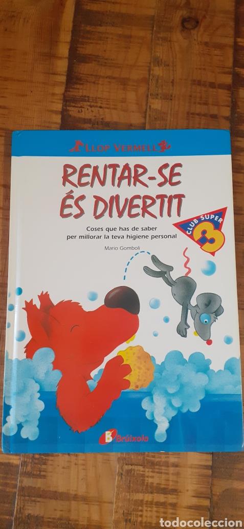 CLUB SUPER 3 -MARIO GOMBOLI - RENTAR-SE ÉS DIVERTIT (Libros Nuevos - Educación - Aprendizaje)