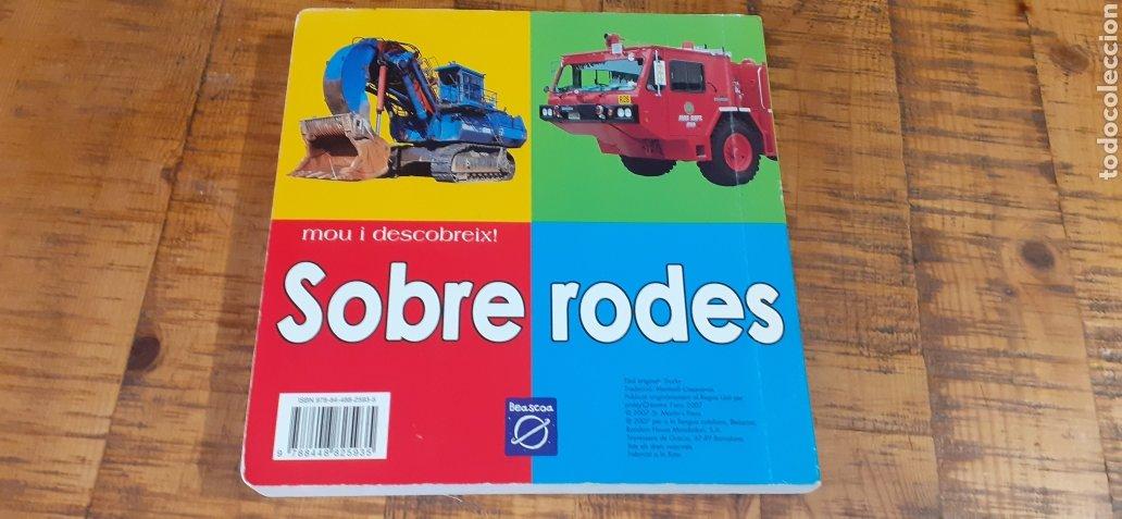 Libros: SOBRE RODES - QUIN VEHICLE ÉS- MOU I DESCOBREIX - Foto 10 - 186843411
