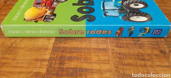 Libros: SOBRE RODES - QUIN VEHICLE ÉS- MOU I DESCOBREIX - Foto 11 - 186843411