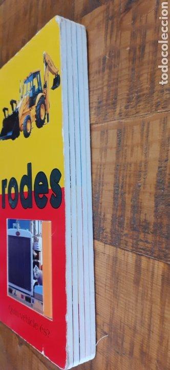 Libros: SOBRE RODES - QUIN VEHICLE ÉS- MOU I DESCOBREIX - Foto 13 - 186843411