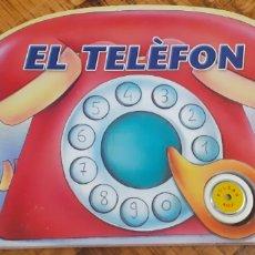 Libros: EL TELÈFON - SUSAETA. Lote 187321527