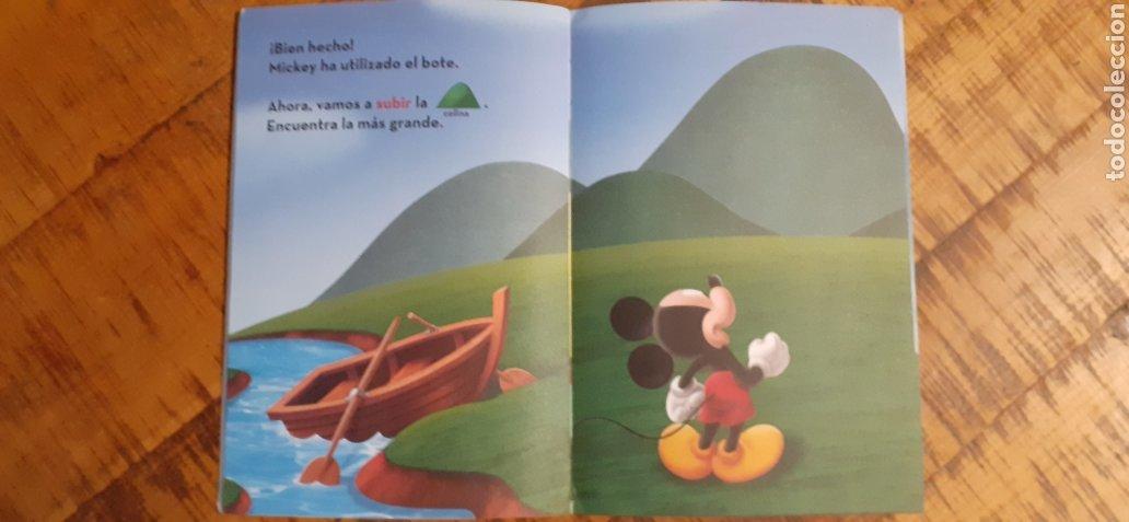 Libros: DISNEY - LA CASA DE MICKEY MOUSE - ES POR AQUÍ - Foto 8 - 187329632
