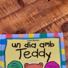 Libros: UN DÍA AMB TEDDY - ELFOS - LONE MORTON. Lote 187421368