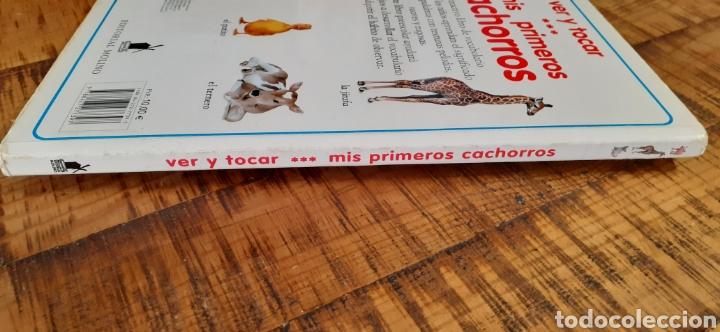 Libros: MIS PRIMEROS CACHORROS- VER Y TOCAR - Foto 20 - 187430168