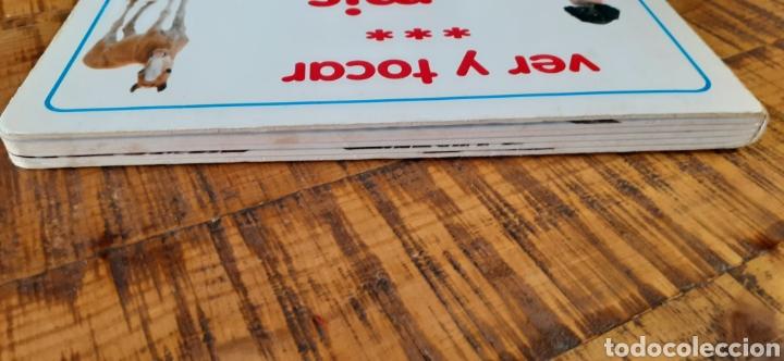 Libros: MIS PRIMEROS CACHORROS- VER Y TOCAR - Foto 21 - 187430168