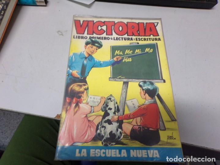 VICTORIA - LA ESCUELA NUEVA (Libros Nuevos - Educación - Aprendizaje)