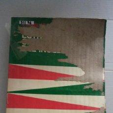 Libros: 31136 - ESTRUCTURA SINTACTICA DEL INGLES - POR PEDRO RAMBLAS VERDEJO - ED VOX - AÑO 1975 - EN INGLES. Lote 191682021