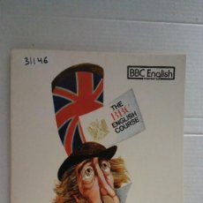 Libros: 31146 - STREES, RHYTHM AND INTONATION - POT J.D.O'CONNOR - BBC ENGLISH COURSES -AÑO 1975 - EN INGLES. Lote 191703115