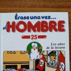 Libros: ÈRASE UNA VEZ EL HOMBRE NUM. 25. Lote 195020997