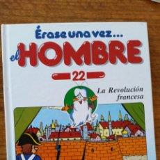 Libros: ÈRASE UMA VEZ EL HOMBRE NUM. 22. Lote 195021903