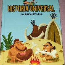 Libros: LIBRO DE LA EDITORIAL EMSE EDAPP TITULADO HISTORIA UNIVERSAL. LA PREHISTORIA. 47 PÁGINAS. TAPA DURA. Lote 195029866