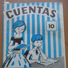Libros: CUENTAS Nº-10 EDELVIVES. Lote 198903811