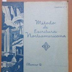 Libros: MÉTODO DE ESCRITURA NORTEAMERICANA DALMAU CARLES PLA Nº-3. Lote 198904165