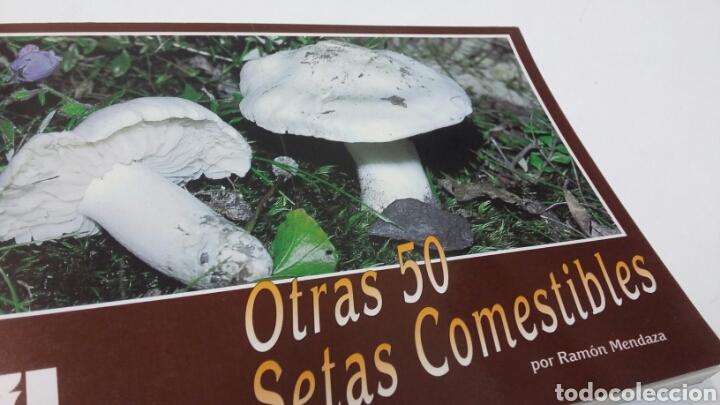 50 SETAS COMETÍBLES (Libros Nuevos - Educación - Aprendizaje)