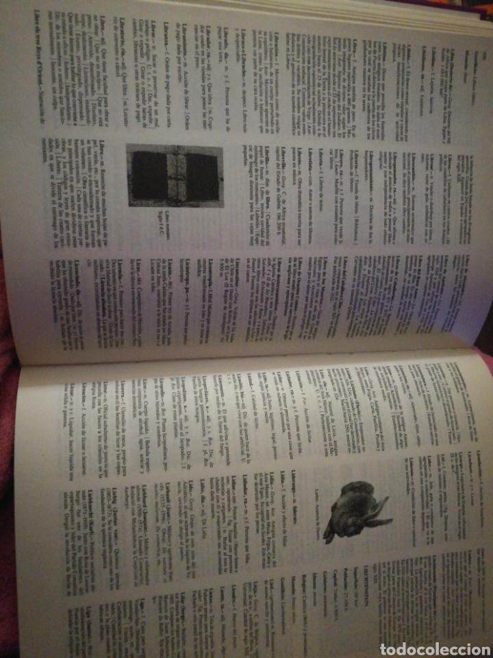 Libros: Diccionario ilustrado Nobel año 1990 - Foto 3 - 199887990
