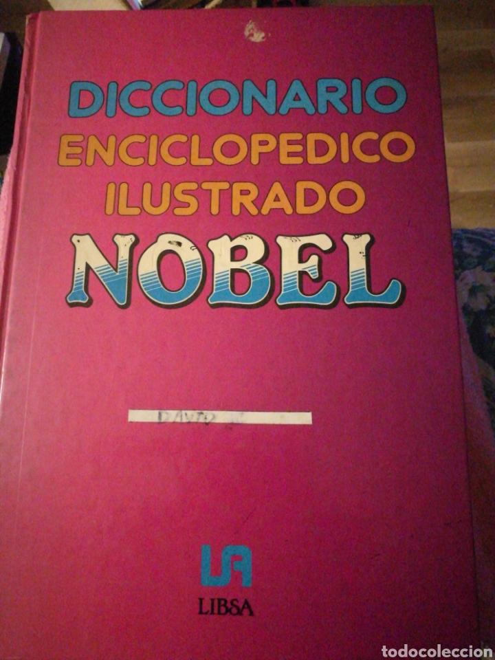 DICCIONARIO ILUSTRADO NOBEL AÑO 1990 (Libros Nuevos - Educación - Aprendizaje)