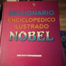 Libros: DICCIONARIO ENCICLOP.ILUSTRADO NOBEL AÑO 1990. Lote 199887990