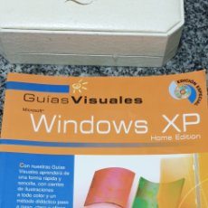 Libros: WINDOWS XP GUÍAS VISUALES EDITORIAL.ANAYA. Lote 200086678