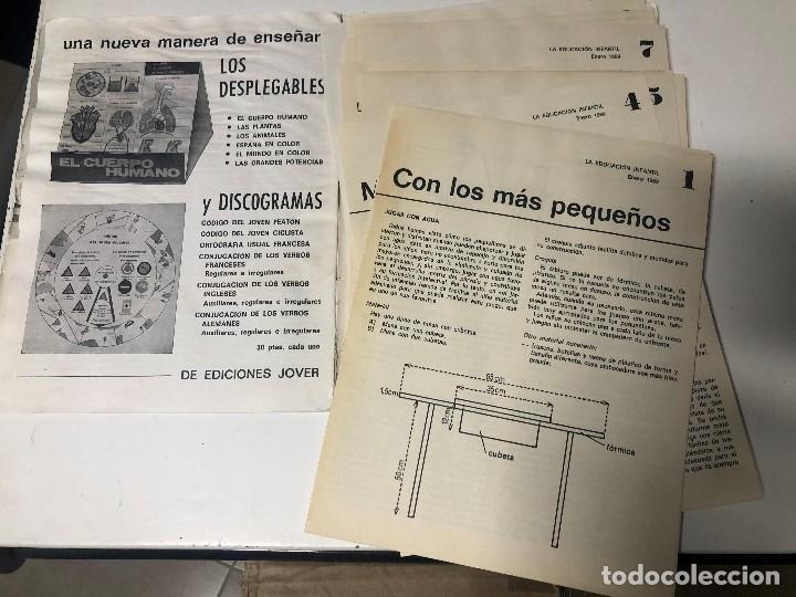 Libros: LA EDUCACION INFANTIL FASCICULO 3 - Foto 2 - 201351800