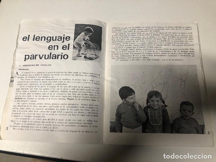 Libros: LA EDUCACION INFANTIL FASCICULO 3 - Foto 3 - 201351800