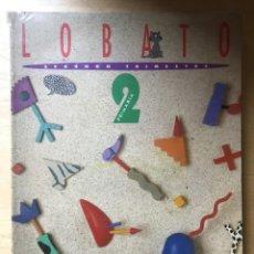 Libros: LOBATO - SEGUNDO TRIMESTRE - 2º PRIMARIA - ED. SM. Lote 203197707