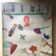 Libros: LOBATO - TERCER TRIMESTRE - 2º PRIMARIA - ED. SM. Lote 203197737