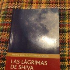 Livres: LAS LAGRIMAS DE SHIVA. Lote 203204997