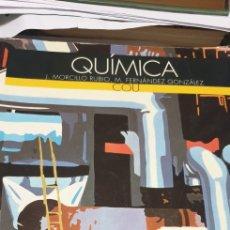 Libros: QUIMICA.DE COU . EDITORIAL ANAYA. Lote 204463976