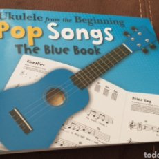 Libros: UKELELE FROM THE BEGINNING - POP SONG. Lote 204658933