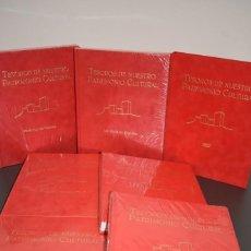 Libros: TESOROS DE NUESTRO PATRIMONIO 7 TOMOS. Lote 204984906