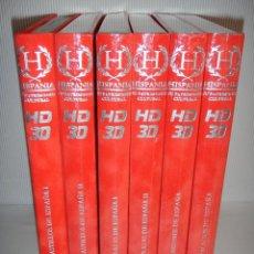 Libros: HISPANIA, SU PATRIMONIO ARTÍSTICO. Lote 204991172
