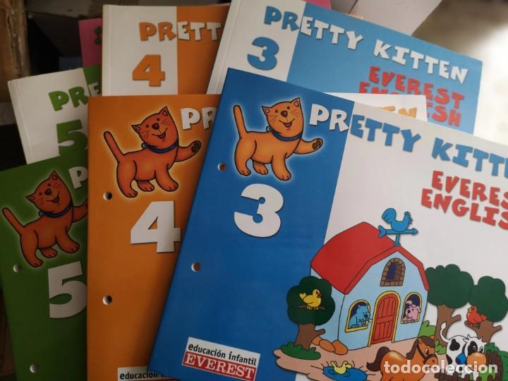 CURSO DE INGLÉS PRETTY KITTEN EVEREST ENGLISH (Libros Nuevos - Educación - Aprendizaje)