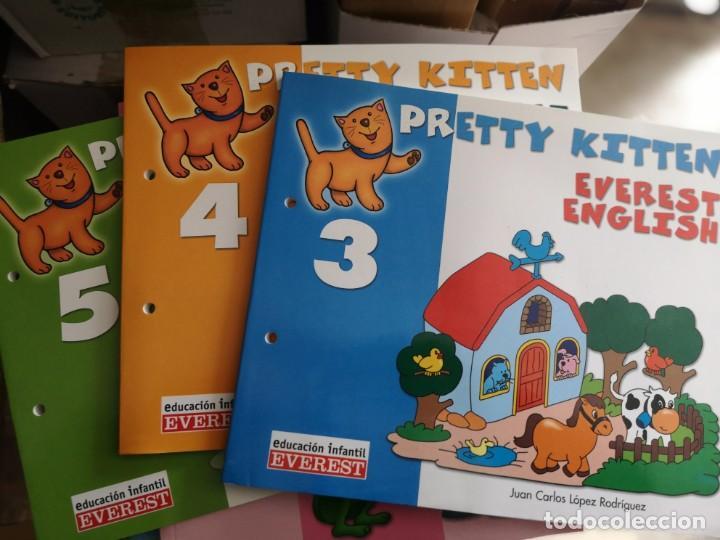Libros: Curso de inglés Pretty Kitten Everest english - Foto 5 - 205048290