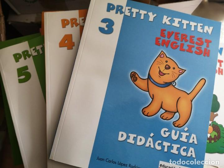 Libros: Curso de inglés Pretty Kitten Everest english - Foto 6 - 205048290