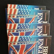 Libros: 4 LIBROS BBC ENGLISH. Lote 206304857