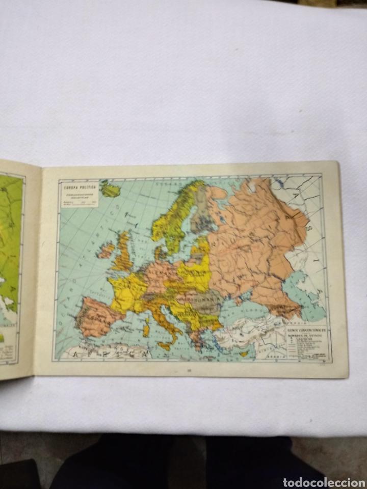 Libros: ATLAS ESCOLAR MODERNO - Foto 4 - 207225113