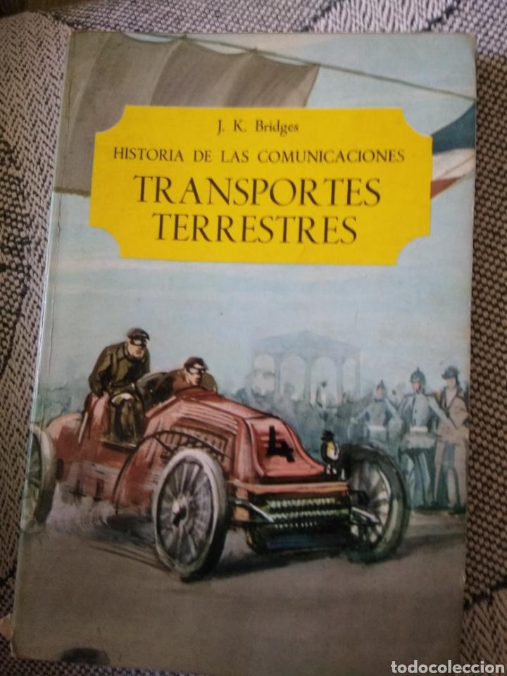 TRANSPORTES TERRESTRES (Libros Nuevos - Educación - Aprendizaje)