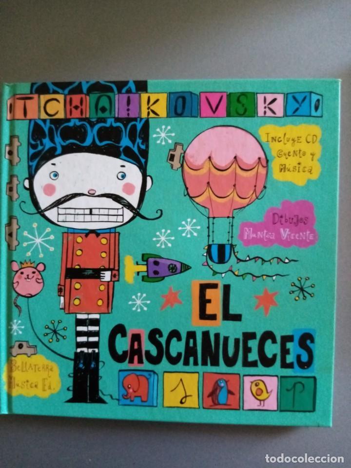 EL CASCANUECES DE TCHAIKOVSKY ( LIBRO + CD ) (Libros Nuevos - Educación - Aprendizaje)
