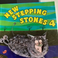 Libros: NEW STEPPING STONES 4. Lote 210644749