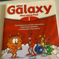Libros: NEW GALAXY. Lote 210645229
