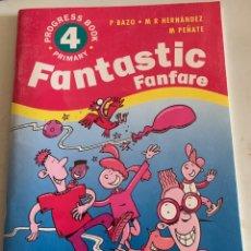 Libros: FANTASTIC FANFARE. Lote 210645635