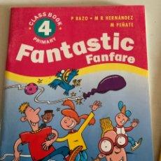 Libros: FANTASTIC FANFARE 4. Lote 210646560