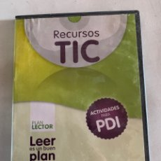 Libros: RECURSOS TIC. Lote 210647799