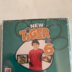 Libros: NEW TIGER CLASS CDS 6. Lote 210647930