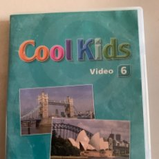 Libros: COOL KIDS VÍDEO 6. Lote 210648170
